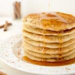 Vegan Cinnamon Pancakes
