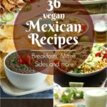 36 Vegan Mexican Recipes – breakfasts, mains, sides and more