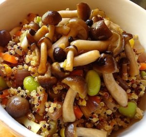 Protein Packed Quinoa Bowl