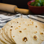 Homemade Flour Tortillas – soft & easy recipe