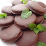 Vegan Thin Mints [Gluten-Free Cookies]