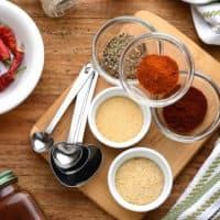 Cajun Seasoning (salt-free)