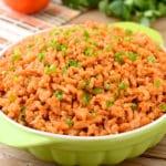 Easy Instant Pot Spanish Rice