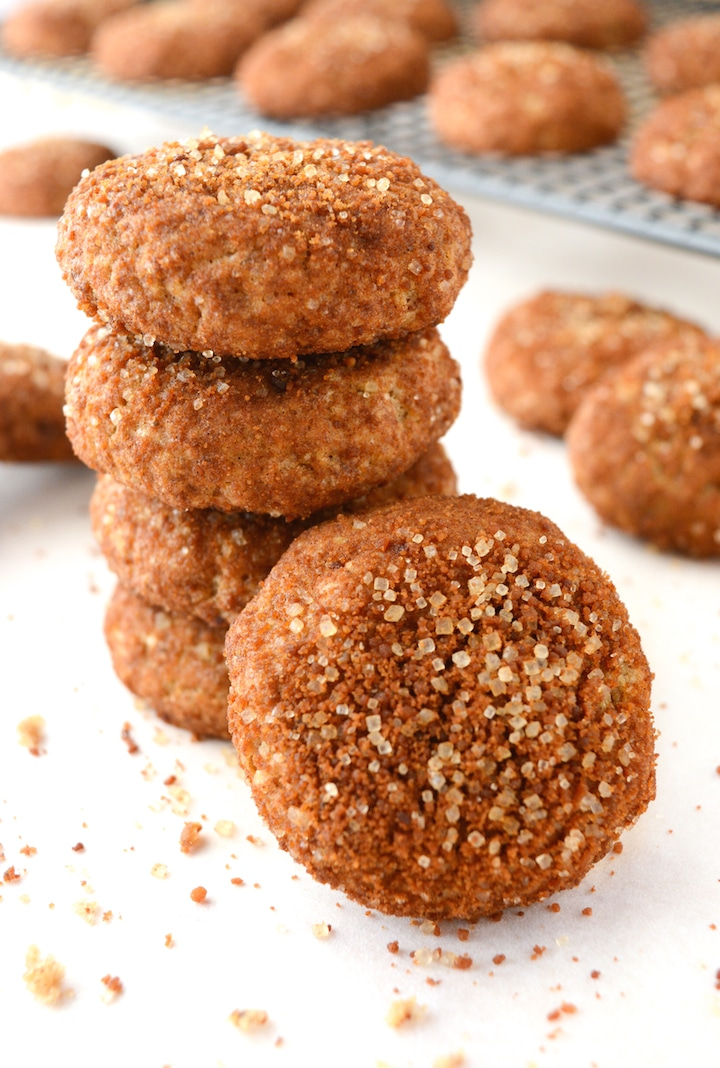 Vegan Crumb Donut Cookies | Where You Get Your Protein - Vegan Recipes