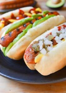 Vegan Carrot Dogs –