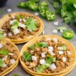 Vegan Street Tacos with Jackfruit